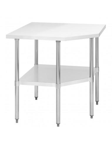 Stół roboczy narożnikowy blat 90x90...