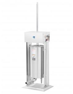 Nadziewarka elektryczna 25L 230V do kiełbas, parówek, kabanosów