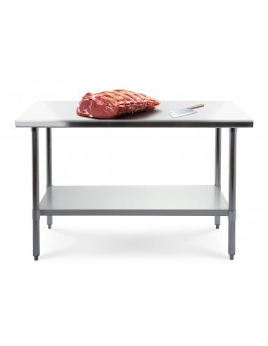 Stół rozbiorowy 150x60 cm masarski...