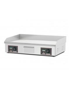 Grill płytowy kontaktowy 4200W 230V gładki