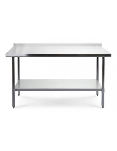 Stół roboczy 180x60 cm z blatem ze...