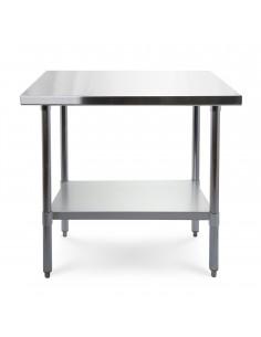 Stół roboczy z blatem 90x70...