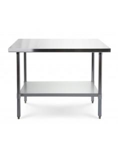Stół roboczy z blatem...