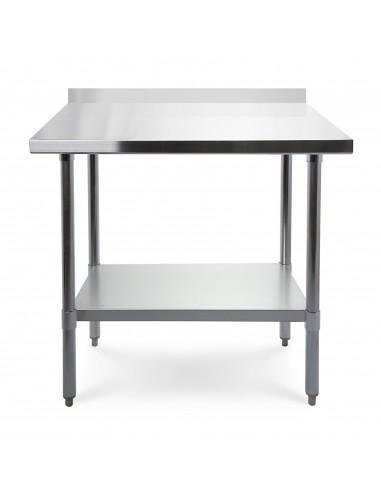 Stół roboczy z blatem 90x70 cm ze...