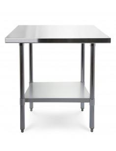 Stół roboczy z blatem 70x70...