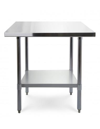 Stół roboczy z blatem 70x70 cm ze...
